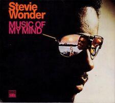 Stevie Wonder MUSIC OF MY MIND Tamla Motown Records NEW SEALED VINYL LP