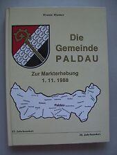 Gemeinde Paldau Zur Markterhebung 1.11.1988 Steiermark