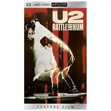 U2 - Rattle and Hum PSP UMD Video Playstation Portable Video Brand New Sealed