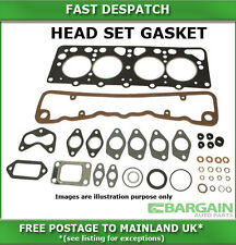 HEAD SET GASKET FOR RENAULT SCÉNIC I (JA0/1_) 2 07/00-08/03 4596