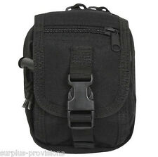 Condor MA26 Tactical Gadget Pouch Holds tools, iphone, camera etc - Black