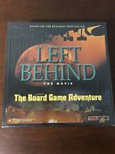 LEFT BEHIND THE MOVIE The Board Game Adventure Family/Classic Board Game NOS