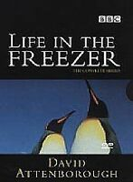 David Attenborough - Life in the Freezer [DVD] [1993], DVDs
