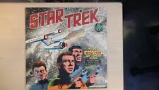 STAR TREK 3-Exciting New Stories Power Records LP 1975