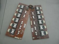 SONY INVERTER BOARD SET PCB2700 & PCB2701 PULLED FROM MODEL KDL-46S2000