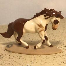 Hagen Renaker Porcelain Vintage Model Horse Figurine Statue Indian Pony Brown Us