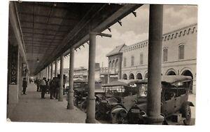RPPC - El Centro, CA - Downtown Street Scene Ca. 1915 Unposted