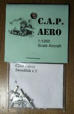 "1:1250 di Cap Aero Aereo modelli ""Fairey Swordfish (5x)"" c2b8"
