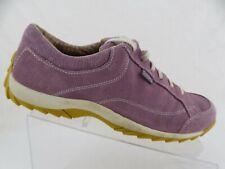 SIMPLE Purple Sz 12 Women Casual Lace-Up Oxfords