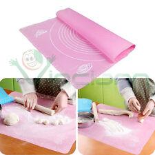 Tappetino silicone pizza antiscivolo impastare stendere frolla pasta zucchero