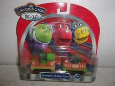 Chuggington Die-Cast - Mtambo's Safari Cars - New in Package
