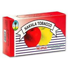 Nakhla Molasses Tobacco Two Apples Flavor 1 pack of 250g, 18+ only