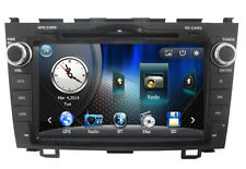 "For 2007-2011 Honda CR-V CRV navigation Car DVD GPS player Radio Stereo Ipod 8"""