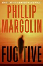Fugitive by Phillip Margolin (2009, Hardcover) 1st Edition/1st #ss