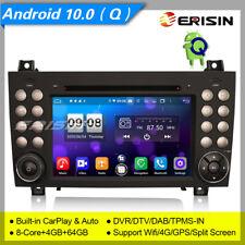 Autoradio PX5 Android 10 Mercedes Benz SLK Class R171 W171 DAB+ CarPlay DSP 8740