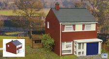 Gaugemaster Gm405 Fordhampton 1960s Three Bedroom House Plastic Kit OO Gauge