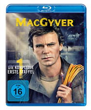 Macgyver-Season 1 - (German Import) Blu-Ray New