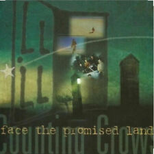 "Counting Crows ""official bootleg"" Face the Promised Land Cd/T-Shirt Combo Rare!"