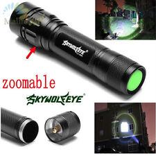 Focus 3000LM 3Modes CREE XML T6 LED 18650 Taschenlampen Torch Lamp Stirnlampe