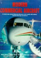 MODERN COMMERCIAL AIRCRAFT by Swanborough, Gordon Hardback Book The Fast Free