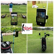 Golf Swing Video Training Aid - Fits All Golf Bags Alignment Sticks New