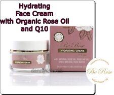 Hydrating Cream Be Rose  Moisturizing Face Skin with Bulgarian Rose Oil 50ml
