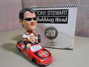 TONY STEWART #20 Bobbing Head Coca Cola Nascar