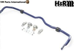 VW Golf R MK7 Estate Uprated Front H&R Anti Roll Sway Bar Kit Stabiliser D=F27