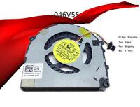 3 pin for Dell XPS L221X 13 L322X L321X CPU Fan DFS440605FV0T FB39 046V55 46V55
