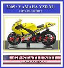 1/18 - ROSSI - YAMAHA YZR M1 - 2005 Laguna Seca [ 50th Anniversary Livery ]