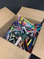 Stationary Pens Random ALL STYLES Mixed LOT of 43