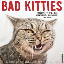 Bad Kitties 2021 Wall Calendar (Free Shipping)