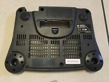 Plasturgie inférieur pièce détachée console de jeux Nintendo 64 N64