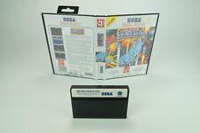 Sega Master System *Arcade Smash Hits* OVP
