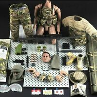 """1/6 Military Scale Action Figures Doll Super Slexible 12 """" Action Figure Doll"""