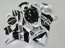 White Black REPSOL ABS Injection Fairing Kit Fit for CBR1000RR 2008 2009 2011