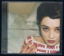 CARMEN CONSOLI STATO DI NECESSITA'  CD COME NUOVO!!!