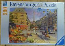 RAVENSBURGER - PUZZLE 500 - PASSEGGIATA A PARIGI - PROMENADE DANS PARIS