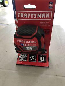 *Craftsman 35 ft Measuring Tape ,Model #CMHT37935 NEW