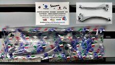 Coppia leve freno e frizione Vespa PX PE Super PS codice 1220 fa Italia