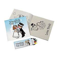 Fun Express Individually Packaged Children's Wedding Activity Set 1 Set