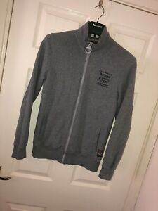 Mens Small Barbour Jacket Rare Barbour Rugby For Land Rover Clothing Grey AW15