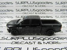 GREENLIGHT 1/64 Scale LOOSE Murdered Out Black 2017 DODGE RAM 2500 Pickup Truck