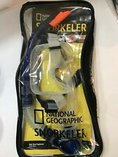 National Geographic Snorkeler set with mask unopened