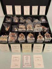 Vintage Goebel Berta Hummel - Christmas Ornaments - Assorted Lot Of 21!🎄