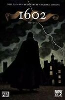 1602 #1 Marvel Comics Part 1 FN Neil Gaiman