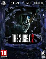 The Surge 2 Limited Edition For PS4 (New & Sealed)