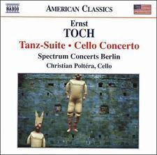 Tanz-Suite and Cello Concerto, New Music