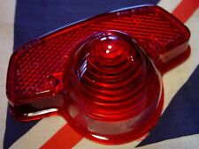 BSA, Norton, Triumph, OIF 1961-72, Bullet Tail Lamp, L679 Lens, Made In England
