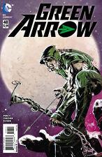 Green Arrow (2011) #48 Vf/Nm
